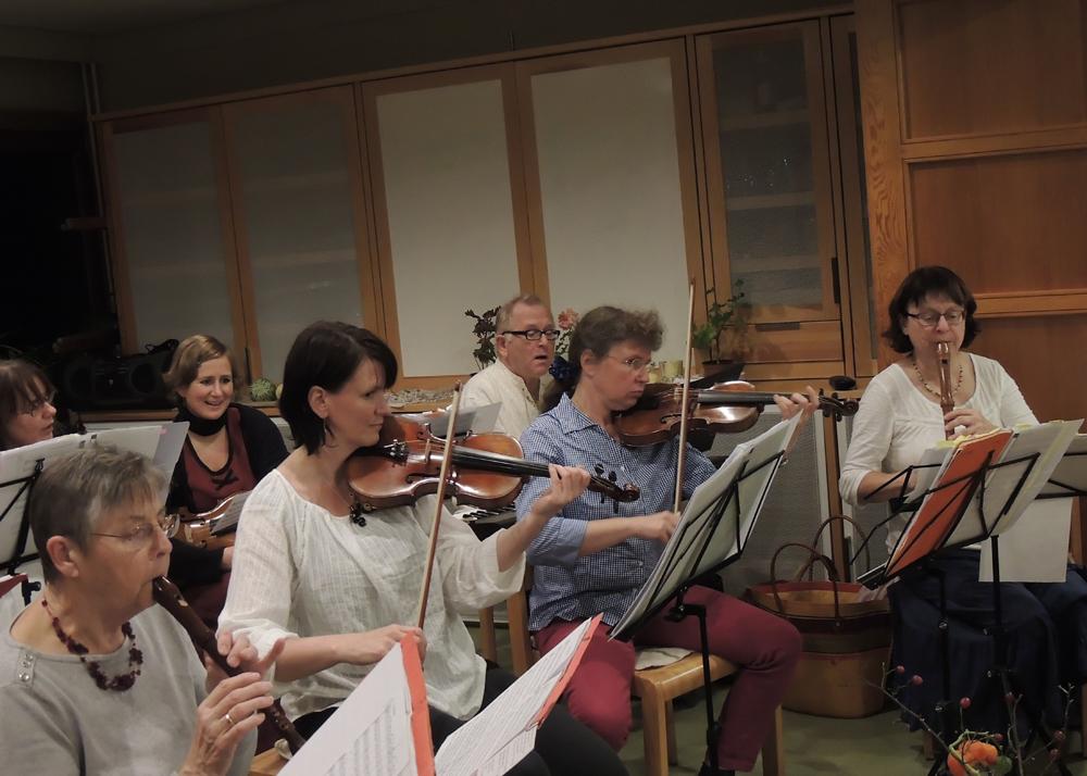 Consonare, Kirchenmusik