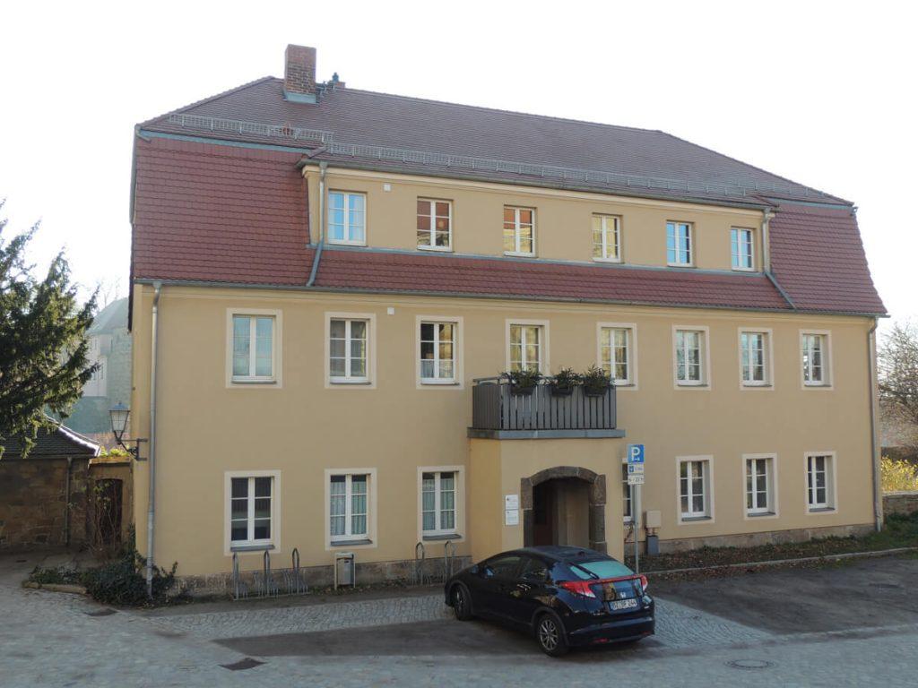 Bild Pfarrhaus St. Michael